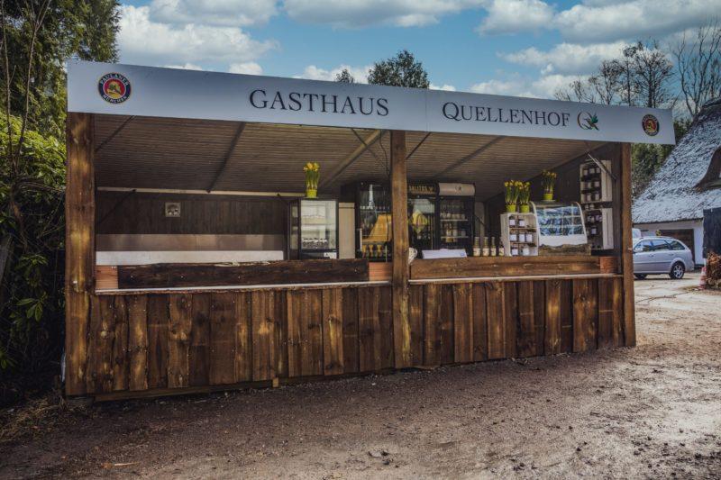 Gasthaus Ausser Haus Marktstand11